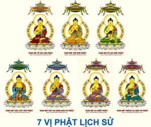 《HĐ》Bảy vị Phật quá ...